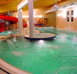 13. Aquacentrum Agricola Jáchymov