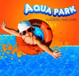 15. Letní aquapark Klášterec nad Ohří
