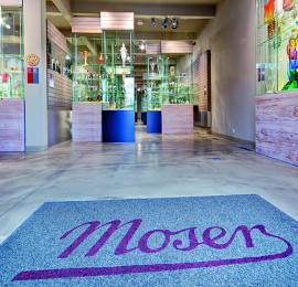 17. Návštěvnické centrum Moser