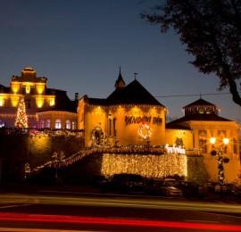 20. Zámeček Doubí - Vánoční dům
