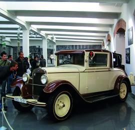 22. Auto-moto-muzeum Františkovy Lázně
