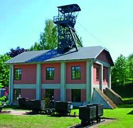 25. Hornické muzeum a cínový důl Vilém Krásno