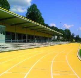 38. Sportovně rekreační areál Krajinka Cheb