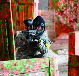 48. Paintball Arena Cheb