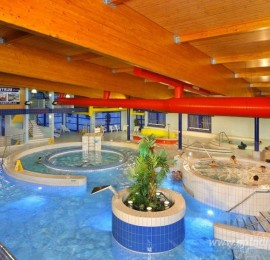 Aquapark Špindlerův Mlýn