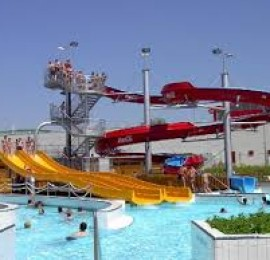 Aquapark Vodní ráj Jihlava