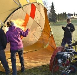 Balónové létání - BAART, s.r.o