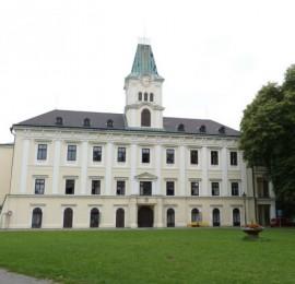 Barokní zámek Kvasice