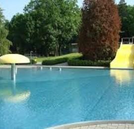 Bazén a letní koupaliště Chrudim
