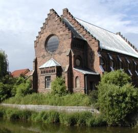 Bývalá Malá synagoga Velké Meziříčí