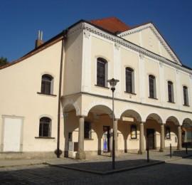 Bývalá synagoga Třešť