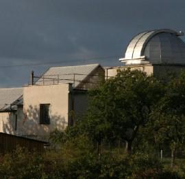 Centrum přírodních věd - Hvězdárna Jičín