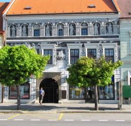 Černý dům Třebíč