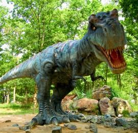 43. Dinopark Plzeň