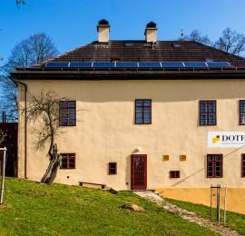 DOTEK - Dům Obnovy Tradic, Ekologie a Kultury