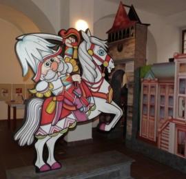 Galerie Rumcajsův svět Radka Pilaře