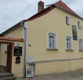 Infocentrum Černošín