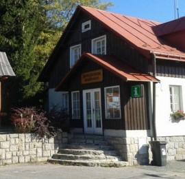 Informační centrum Bedřichov