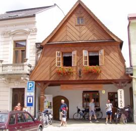 Informační centrum Jablonné nad Orlicí