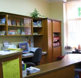 Informační centrum Příbram - Knihovna Jana Drdy