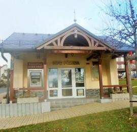 Informační centrum Přimda