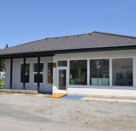 Informační centrum Suchý
