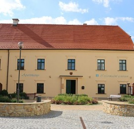 Informační centrum Uherský Ostroh