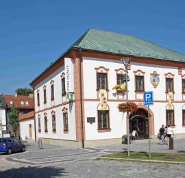 Informační turistické centrum Žďár nad Sázavou