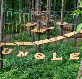 Jungle Park lanové centrum