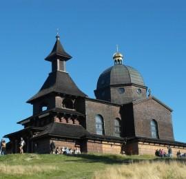 Kaple Sv.Cyrila a Metoděje na Radhošti