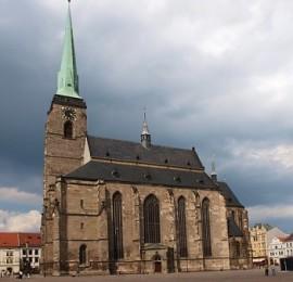 Katedrála sv. Bartoloměje Plzeň