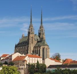 Katedrála sv. Petra a Pavla Brno