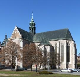 Kostel Nanebevzetí Panny Marie Brno