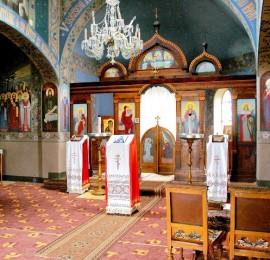 Kostel svatého Václava a svaté Ludmily v Třebíči