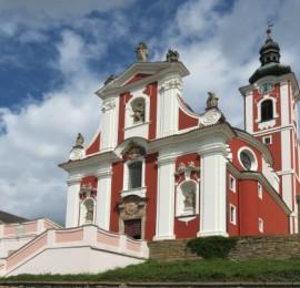 Kostel svatého Václava Pacov
