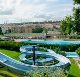 Koupaliště Petynka v Praze-Střešovicích