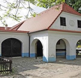 Kovárna v Těšanech