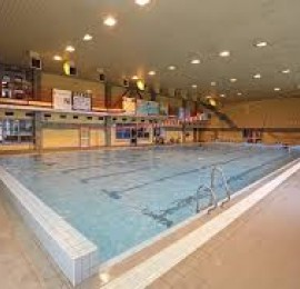 Krytý plavecký areál Klatovy