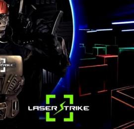 Laser Strike Černý Most