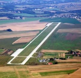 Letiště Hoškovice u Mnichova Hradiště