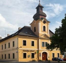 Městská knihovna a Infocentrum Bochov