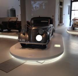 Muzeum českého karosářství ve Vysokém Mýtě