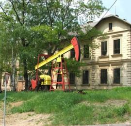 Muzeum naftového dobývání a geologie