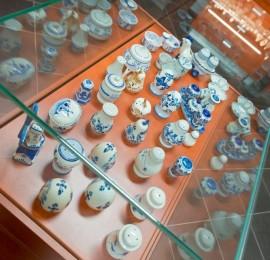 Muzeum slánek v Infocentru Pod Velvarskou branou