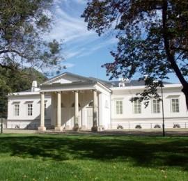Národopisné muzeum - Musaion v Letohrádku Kinských