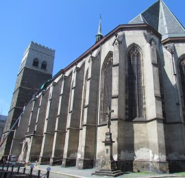 Olomouc-kostel sv. Mořice