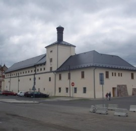 Panský pivovar v Lomnici nad Popelkou