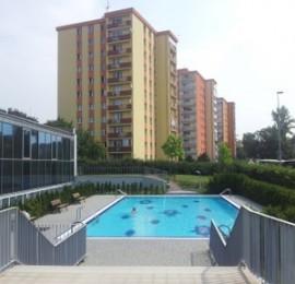 Plavecký a sportovní areál Hloubětín