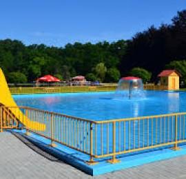 Plavecký areál Rokycany