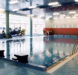 Plavecký bazén Česká Třebová